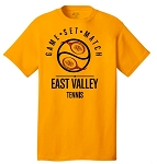 East Valley Tennis Team T-shirt