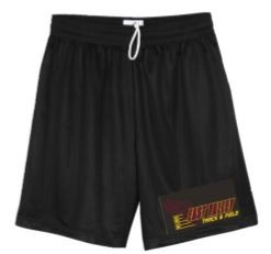 East Valley Track Team Shorts