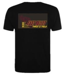 East Valley Track Team T-shirt
